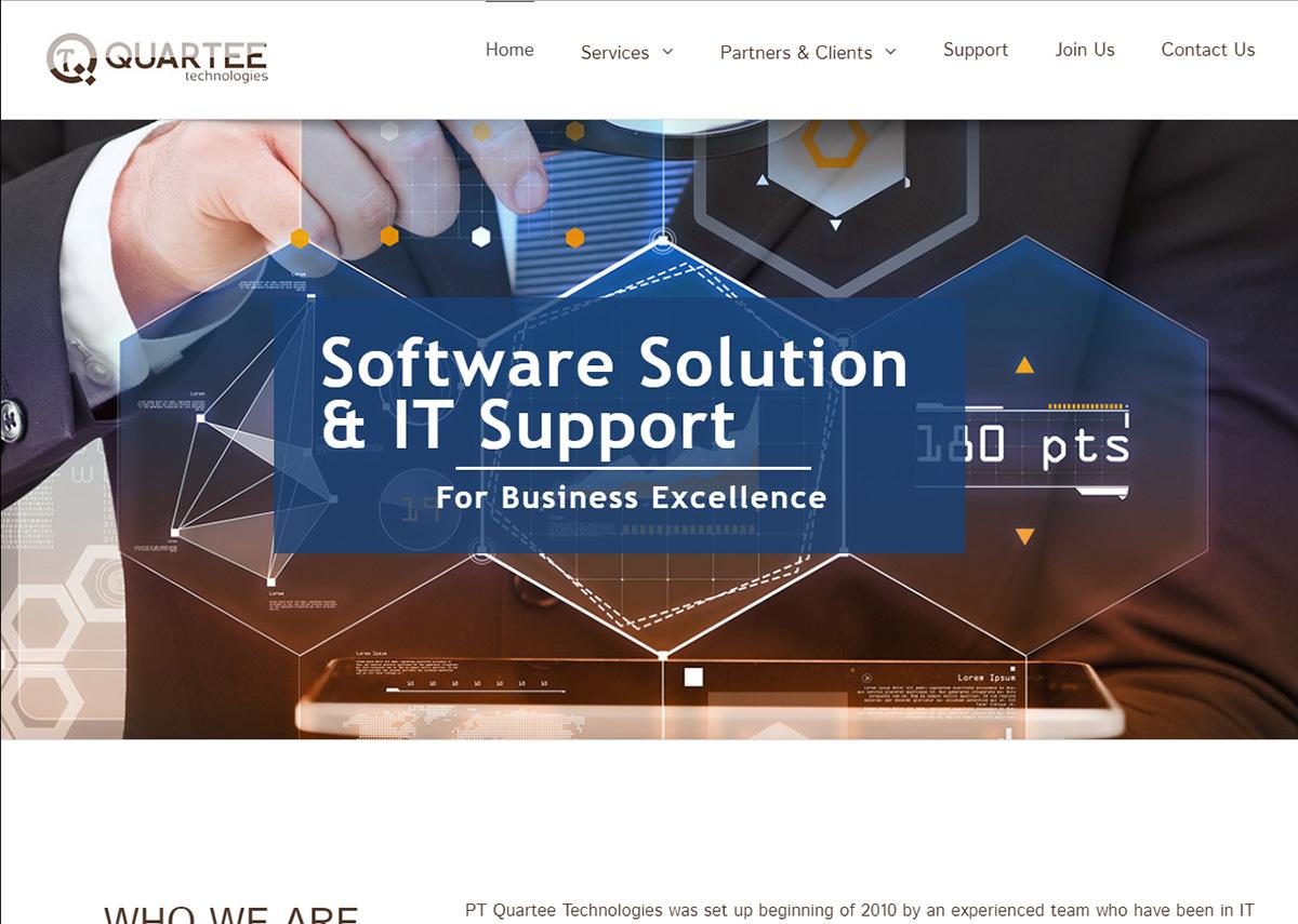website quartee.com